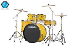 Bateria Yamaha Rydeen Mellow Yellow c/herrajes JGM2F53A y Set de platillos J014ES14