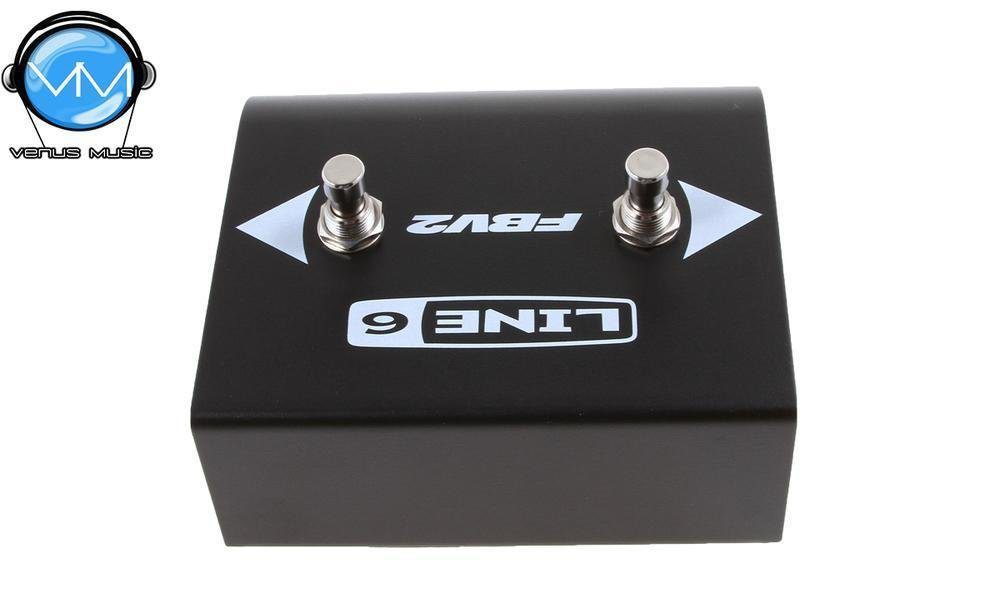 Footswitch Line 6 FBV2 (FootController)