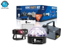 Kit Home Party III Luces Alien