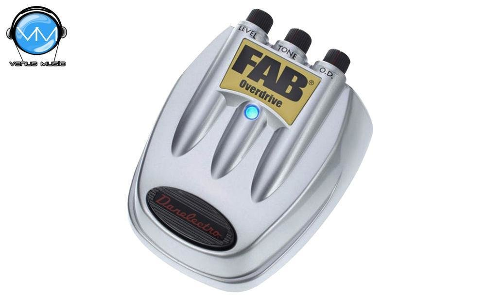 PEDAL DANELECTRO D2 OVERDRIVE